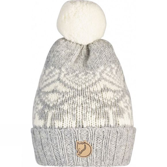 Fjallraven Snow Ball Hat Fog