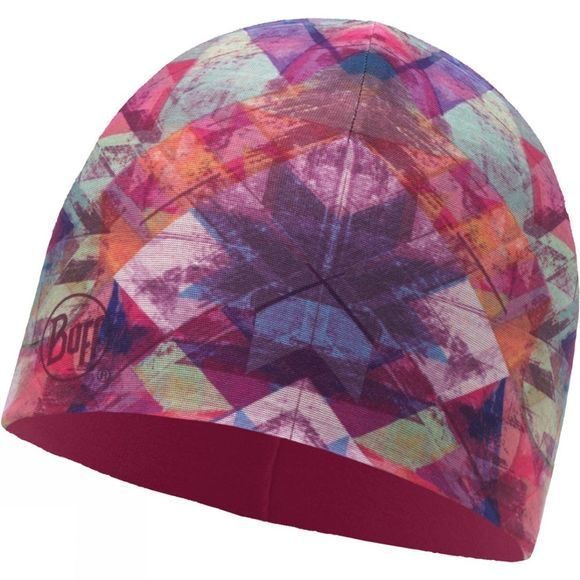Microfibre & Polar Hat Patterned