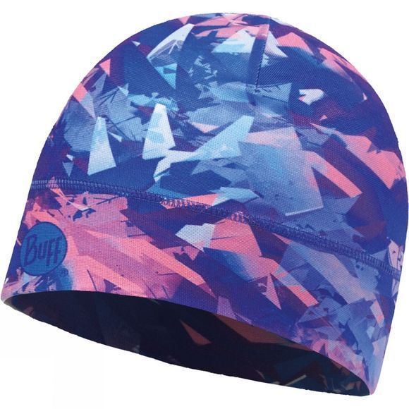 Buff ThermoNet Hat Patterned Naica Amethyst