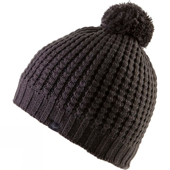 SealSkinz Waterproof Cable Knit Bobble Hat Grey
