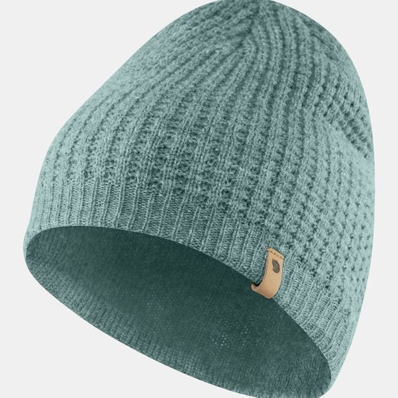 Fjallraven Mens Structure Beanie Frost Green