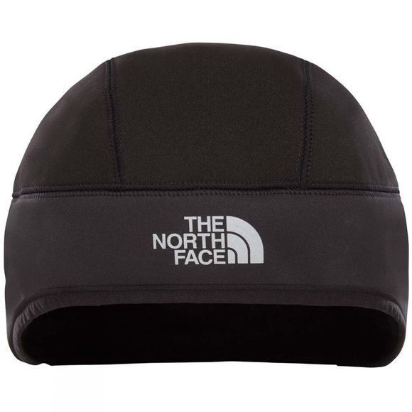 The North Face Mens Windwall Beanie TNF Blk/Silver Reflective