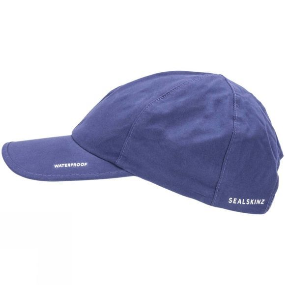 SealSkinz Mens Waterproof All Weather Cap Navy Blue