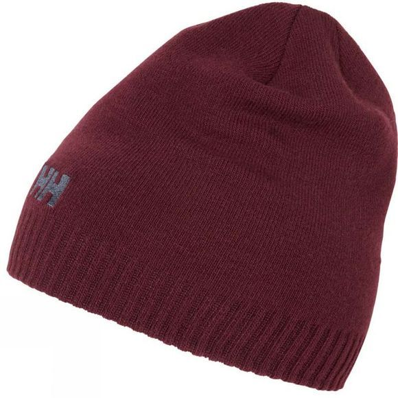 Helly Hansen Brand Beanie Hat Port