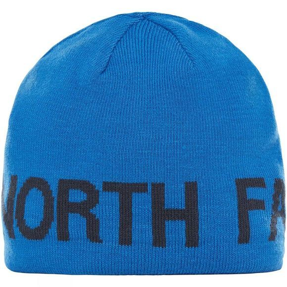 The North Face Reversible TNF Banner Beanie Turkish Sea