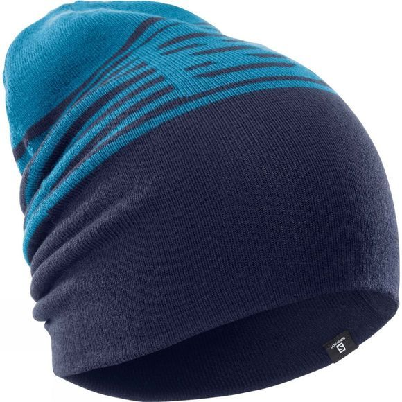 Salomon Flat Spin II Beanie Lyons Blue/Night Sky