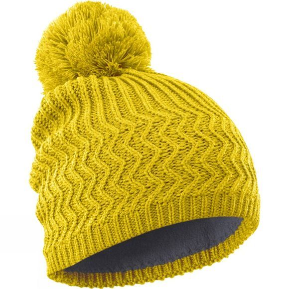 Salomon Kuba Beanie Golden Palm
