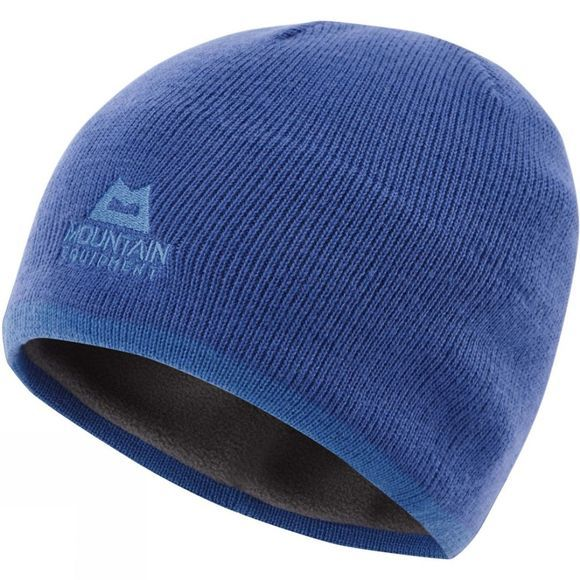 Mountain Equipment Plain Knitted Beanie Lapis Blue/Finch Blue