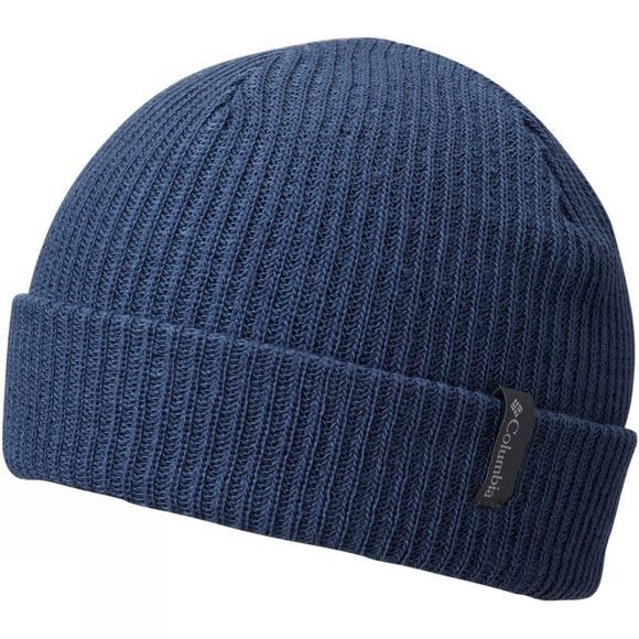 Columbia Mens Ale Creek Beanie Dark Mountain