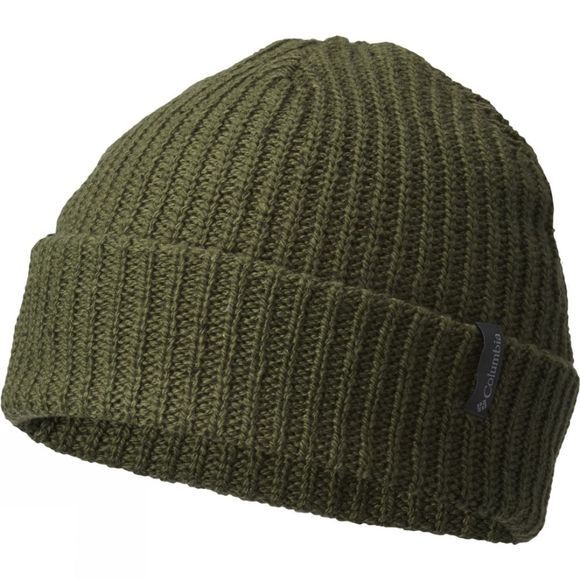 Columbia Sage Butte Watch Cap Surplus Green