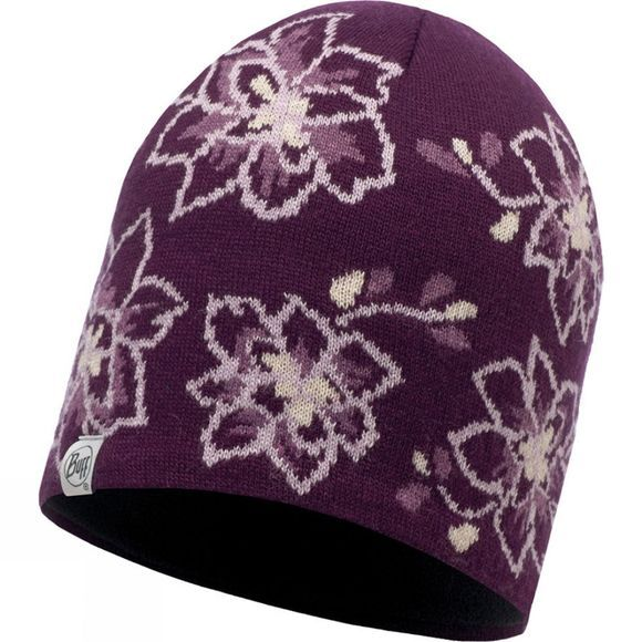Buff Allie Hat Purple Dewberry