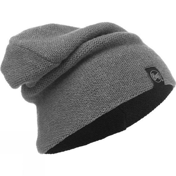 Buff Colt Knitted Hat Grey Pewter