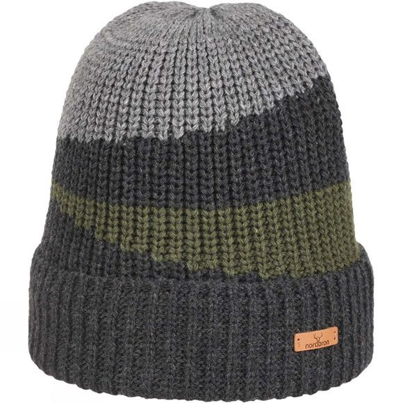 Nordbron James Beanie Dark Gray