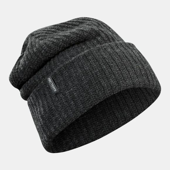 Arc'teryx Chunky Knit Hat Black Heather