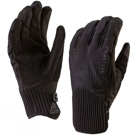 SealSkinz Mens Elgin XP Gloves Black