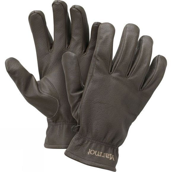 Marmot Basic Work Glove Dark Brown