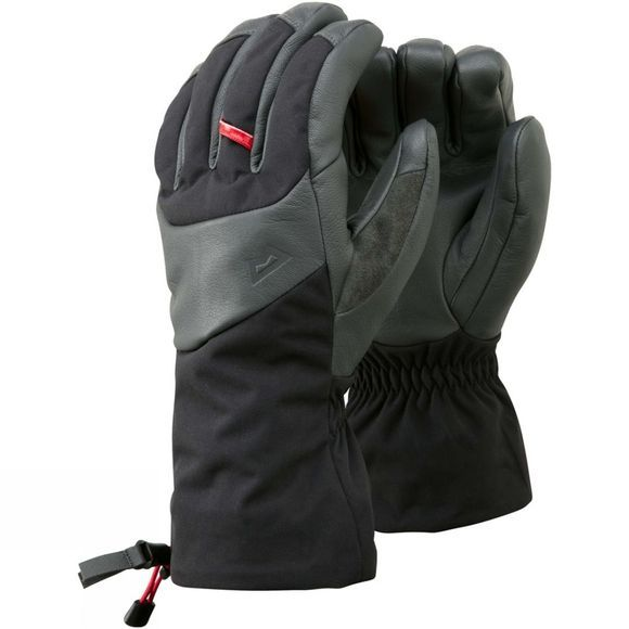 Mountain Equipment Mens Couloir Glove Shadow/Black