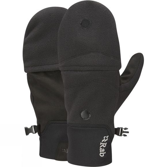 Mens Windbloc Convertible Mitt