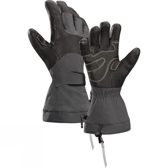 Arc'teryx Mens Alpha AR Glove GRAPHITE