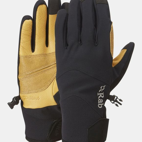 Rab Mens Velocity Gloves Black