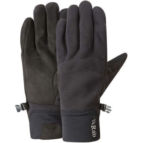 Rab Mens Windbloc Gloves Black