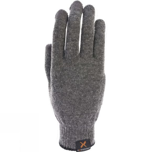Extremities Mens PrimaLoft Touch Glove Charcoal