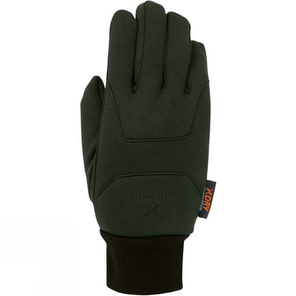 Extremities Mens Waterproof Powerliner Green