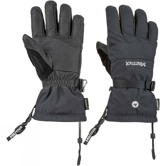 Marmot Mens Randonnee Gloves Black