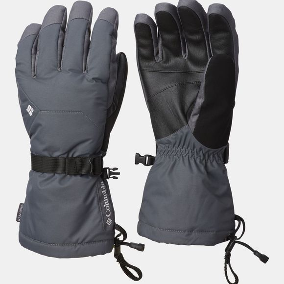 Columbia Mens Whirlibird Glove Graphite