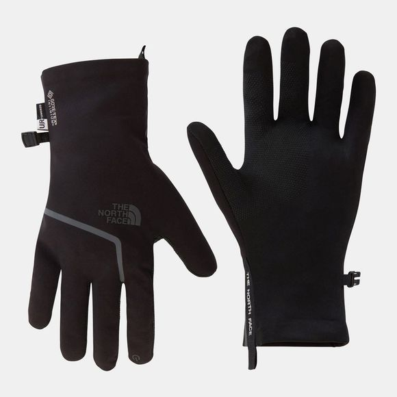 The North Face Mens Gore Closefit Softshell Glove TNF Black
