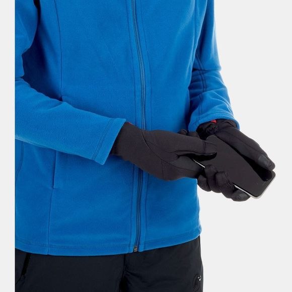 Mammut Mens Fleece Pro Glove Black