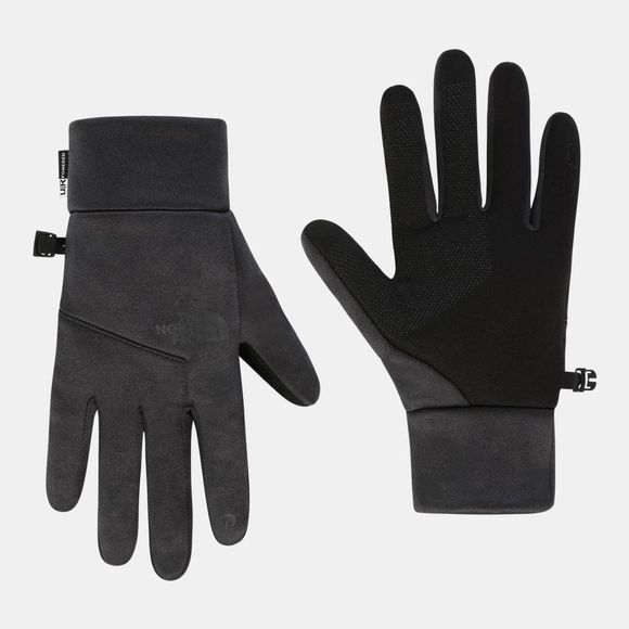 The North Face Mens Etip Hardface Glove TNF Black Heather