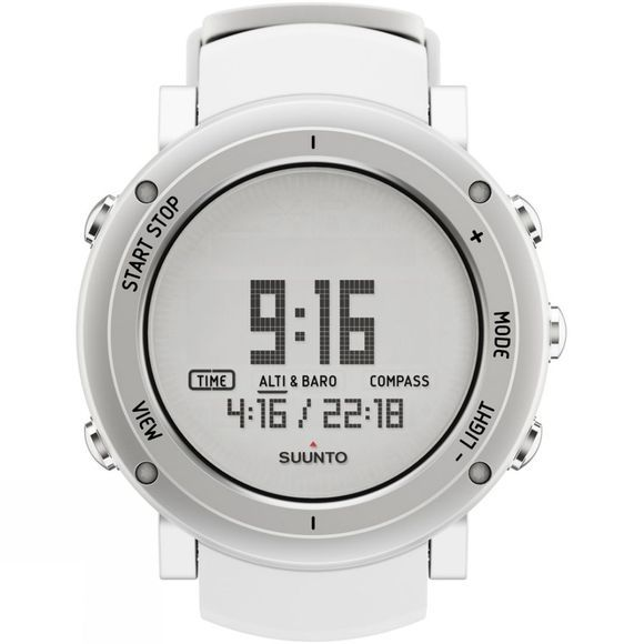 Suunto Core Alu Watch Pure White