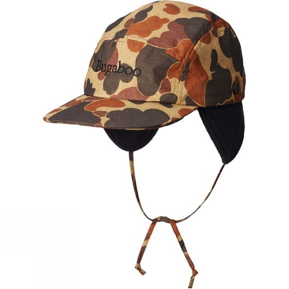 Columbia Mens Bugaboo Interchange Hat Buffalo Camo