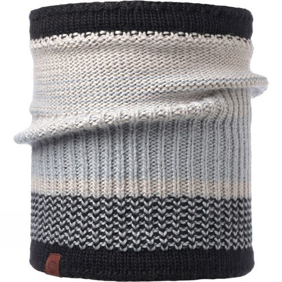 Buff Borae Neckwarmer Grey