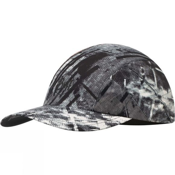 Buff Pro Run Hat R-City Jungle Grey