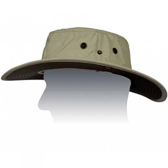 White Rock Mens Outback Traveller Vent Hat Beige