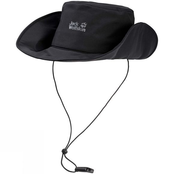 Jack Wolfskin Texapore 2in1 Hat Black