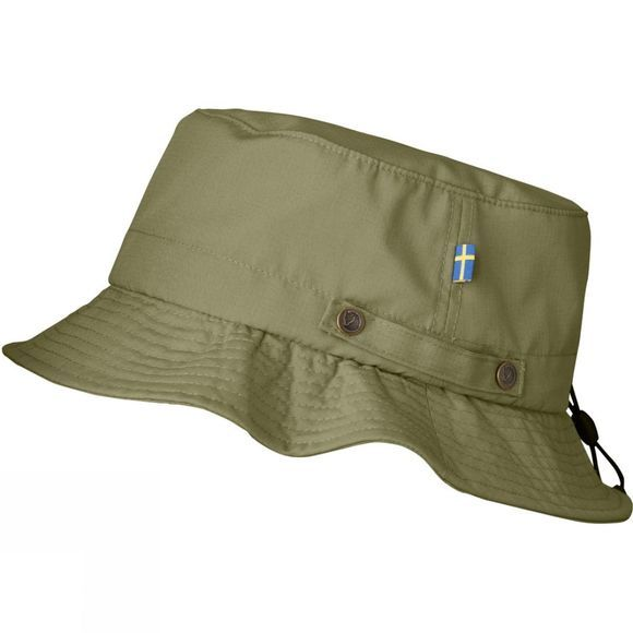 Fjallraven Mens Marlin Shade Hat Savanna