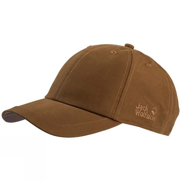 Jack Wolfskin El Dorado Base Hat Bark Brown