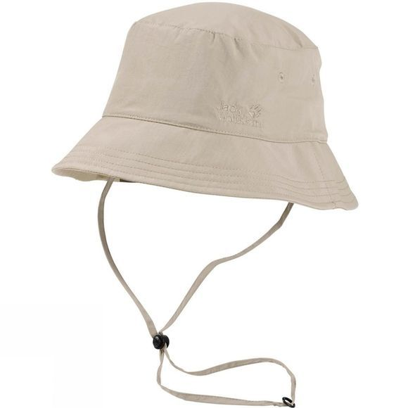 Jack Wolfskin Supplex Sun Hat Light Sand