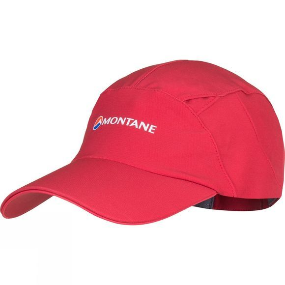 Montane Robo Cap Alpine Red