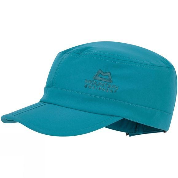 Mountain Equipment Mens Frontier Cap Tasman Blue