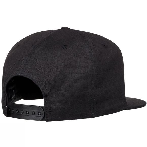 Quiksilver The Times Snapback Cap Black