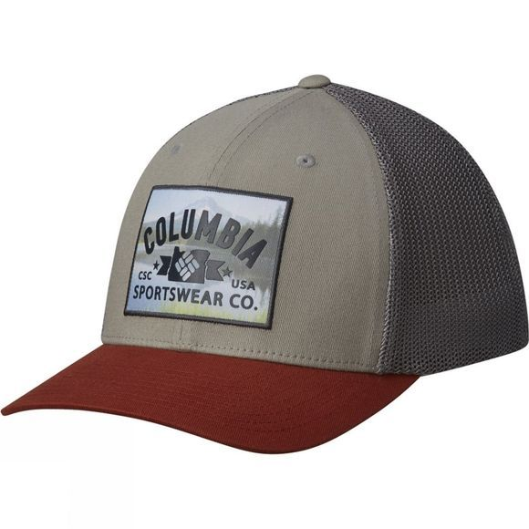Columbia Mesh Hat Kettle / Columbia Patch