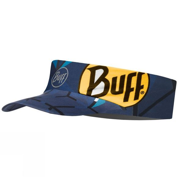 Buff Pack Run Visor Blue