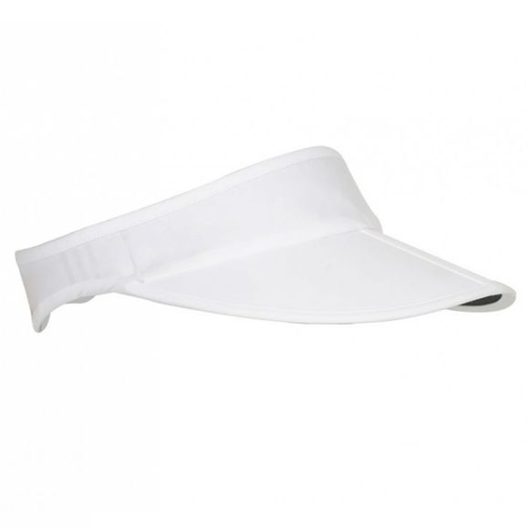 Sunday Afternoons Aero Visor White