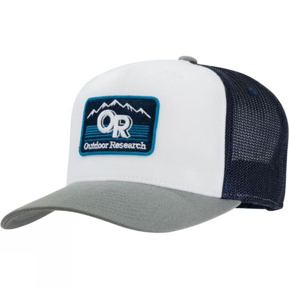 Outdoor Research Advocate Trucker Hat PEWTER