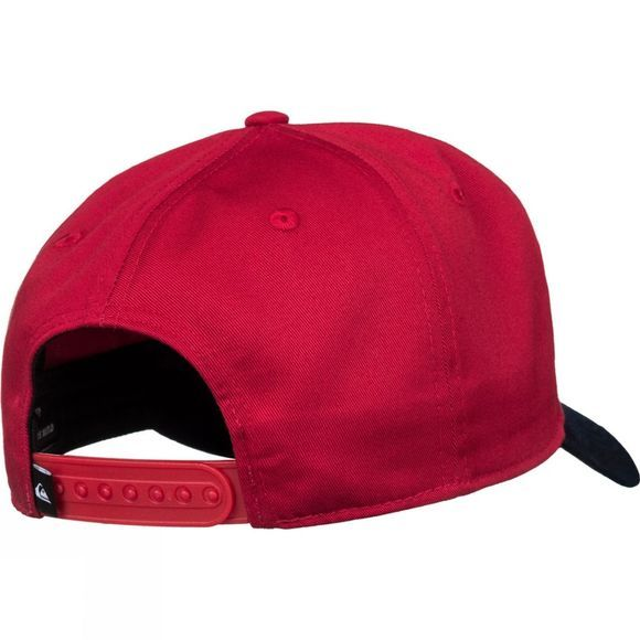 Quiksilver Mens Decades Hat Rio Red