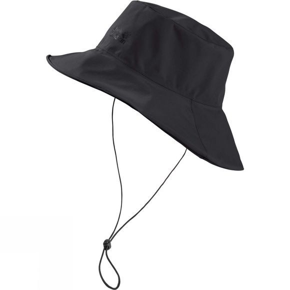 Jack Wolfskin Texapore Rainy Day Hat Black